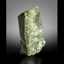 """2.0"""" Sharp Gemmy PaleGreen AUGELITE-Rare Phosphate-Yukon"""