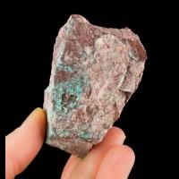 "2.7"" TurquoiseBlue AJOITE Micro Crystals on Matrix Type Locality Ajo AZ for sale"