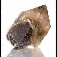 "3.2"" SCEPTERED SMOKY QUARTZ Terminated Crystal Hallelujah Junction NV for sale"