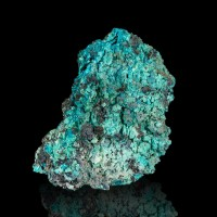 "3"" Sky Blue Cubic BOLEITE Crystals Pseudomorphed to CHRYSOCOLLA Mexico for sale"