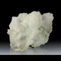"3.5"" SnowWhite GOOSECREEKITE Crystals on Glittering Quartz Matrix India for sale"
