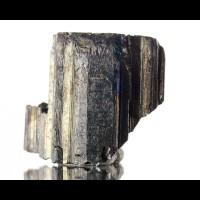 """1.1"""" Brilliant BOURNONITE Sharp Silver Gray Terminated Crystal-China-for sale"""