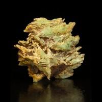 """1.8"""" Rare Pastel Green PHOSPHOPHYLLITE Crystals-Bolivia"""