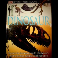 DINOSAURS DKEyewitness BOOK for 5-12yr olds-100s of Pix