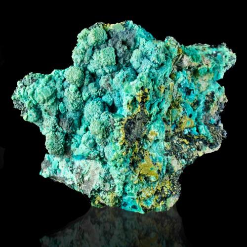 "2.4"" TurquoiseBlue Pseudomorph of CHRYSOCOLLA..."