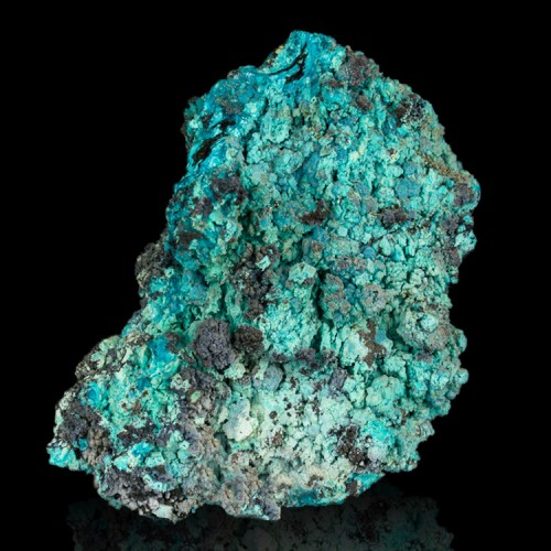 "3"" Sky Blue Cubic BOLEITE Crystals Pseudomorp..."