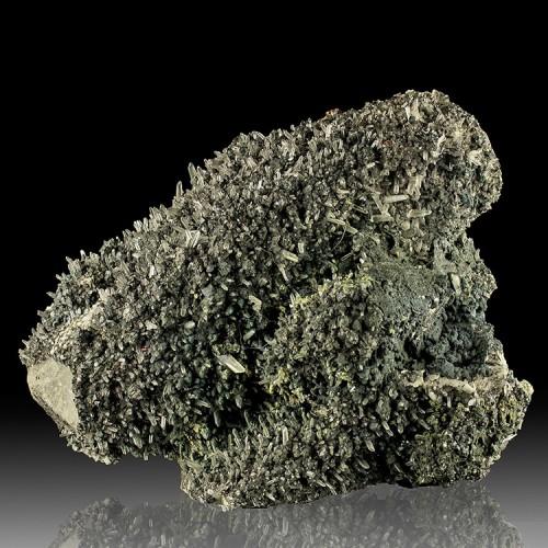 """11.8"""" CASSITERITE on QUARTZ Crystals Bolivia ..."""