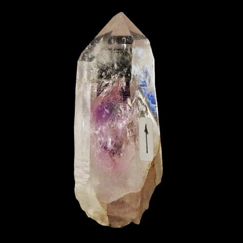 """2.5"""" Gemmy Lavender PHANTOM AMETHYST Crystal ..."""
