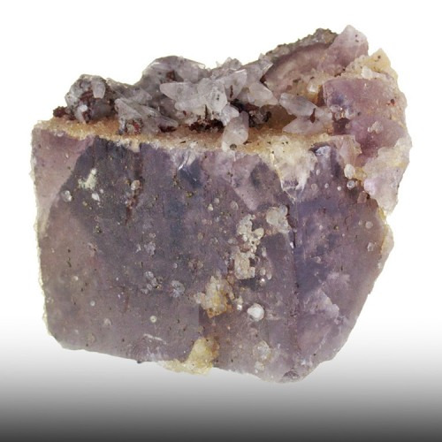 "2.4"" Lustrous Sharp Purple Cubic FLUORITE Cry..."