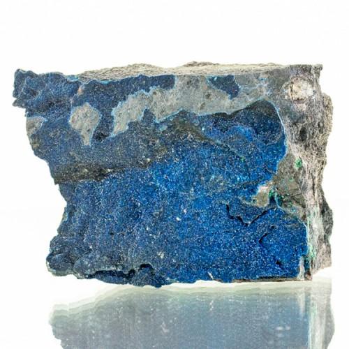 "2.6"" Twinkling CORNETITE Druzy Crystals Midni..."