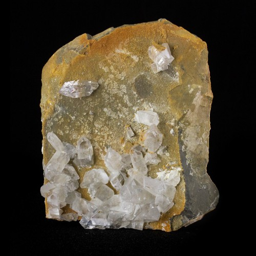 """4.4"""" Dozens ofWater Clear BARITE Crystals to ..."""