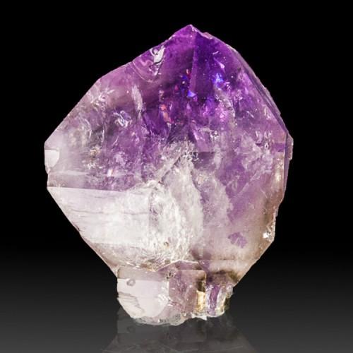 "1.3"" Sceptered Gem Purple PHANTOM AMETHYST Cr..."