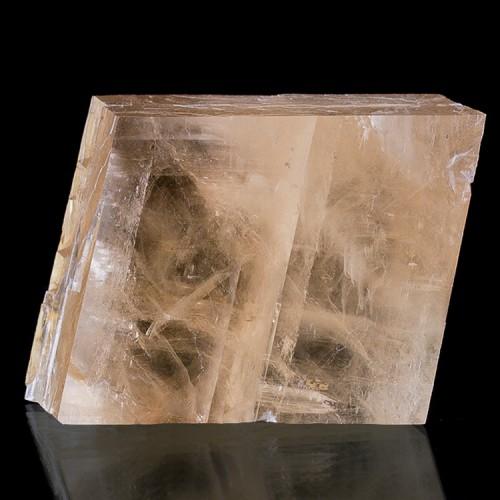 """4.4"""" YellowPink ICELAND SPAR Gemmy Calcite Rh..."""