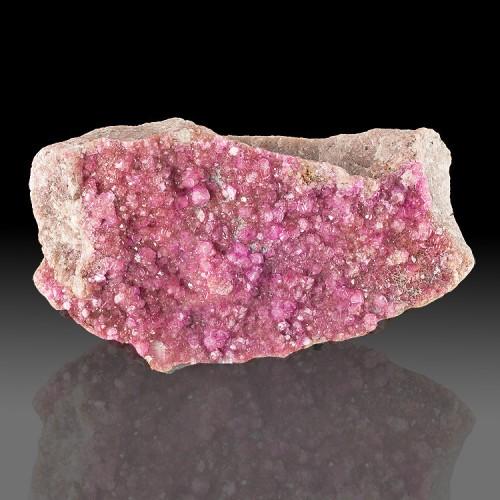 "3.1"" Dark Magenta Pink COBALTOAN CALCITE Flas..."