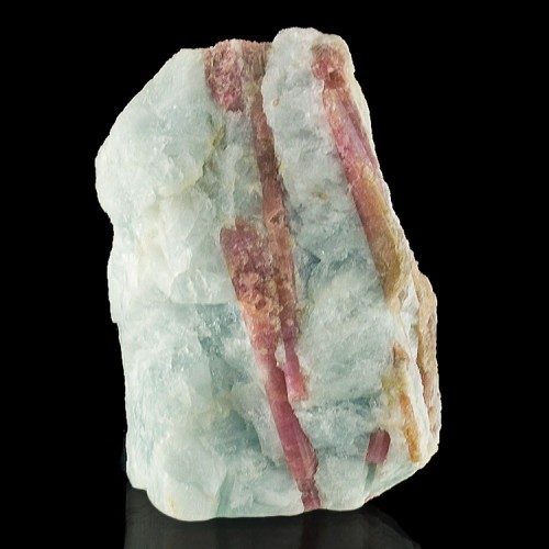 """3.2"""" Rich PINK TOURMALINE Lovely Lustrous Cry..."""