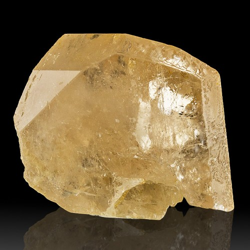 """1.9"""" 325ct Gemmy Clear Sherry-Colored Termina..."""