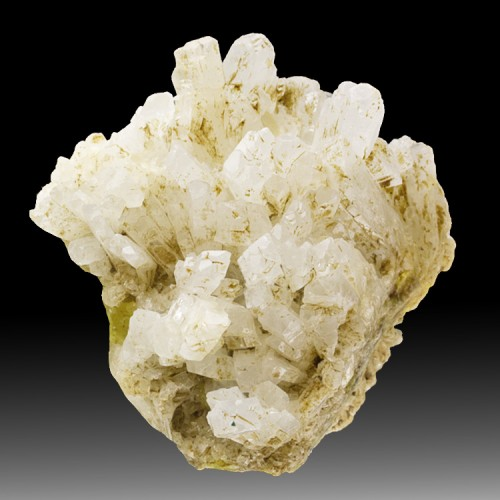 "3.2"" SharpWhite CELESITE Terminated Crystals ..."