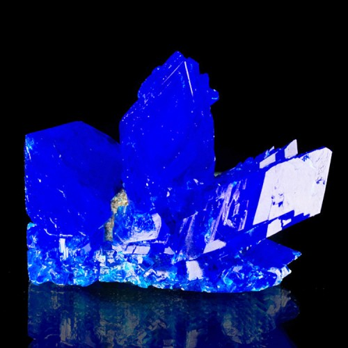 "3.7"" Vibrant Neon Blue CHALCANTHITE Pristine ..."
