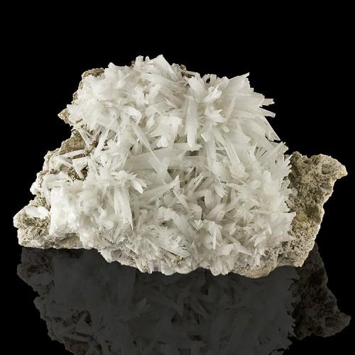 "8.8"" CELESTITE Crystals Long White Spiky Poin..."