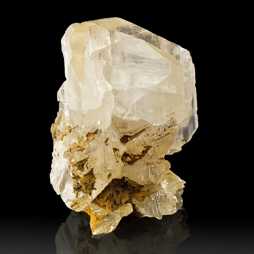 """1.9"""" Superb Sixling Twin Clear CERUSSITE Crys..."""