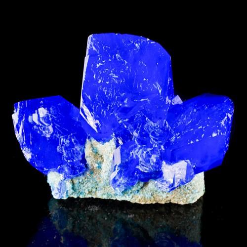 """3.3"""" Astounding Electric Blue CHALCANTHITE La..."""