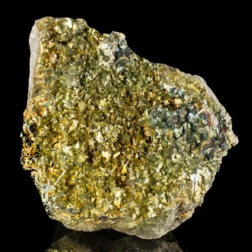 """5.1"""" ShinySharp Iridescent Gold CHALCOPYRITE ..."""