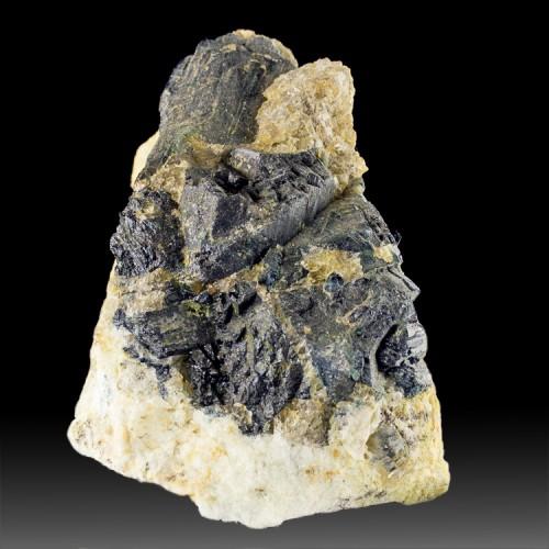 """5.2"""" INDICOLITE TOURMALINE DarkBlue Crystals ..."""