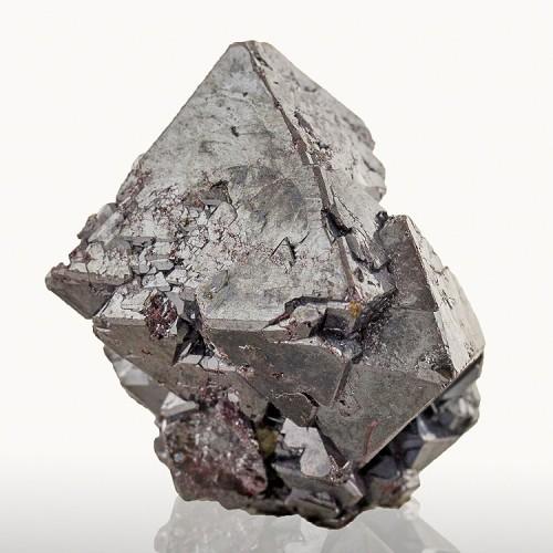"1.1"" Lustrous Metallic Dark Silver CUPRITE Sh..."
