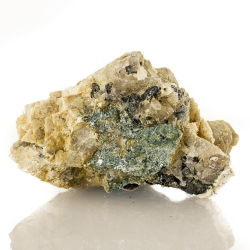 "2.8"" FAHLUNITE Rare Steel Blue Crystals Pseud..."