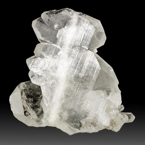 """2.0"""" Water Clear FADEN QUARTZ Sharp Crystals ..."""