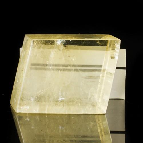 "3.7"" Yellow Gold Gem YELLOW ICELAND SPAR Shar..."