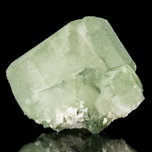 """1.8"""" Sharp ADULARIA Crystals with Moss Green ..."""