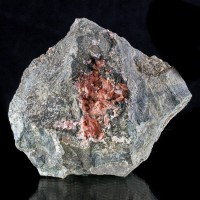 "4.2"" Scarlet Red Gemmy RHODOCHROSITE Dogtooth Crystals Uchucchucua Peru for sale"