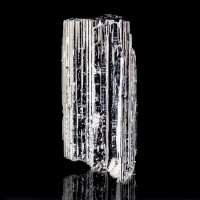 "1.2"" BOURNONITE Brilliant Silver Metallic Terminated Crystal China for sale"
