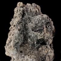 "2.1"" Very Rare TENORITE Needle Crystals to 8mm Tolbachik Volcano Russia for sale"