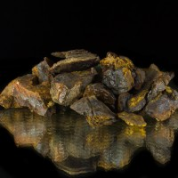 1 POUND of Nickel-Iron METEORITE Pieces from 1516 Witnessed Fall China for sale