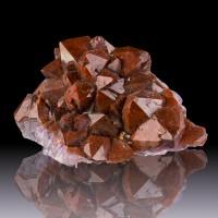 "4.5"" RED CAP AMETHYST HematiteIn Quartz OverPurple Amethyst Thunder Bay for sale"