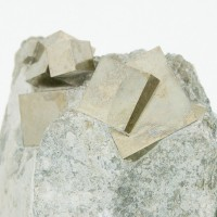 """4.8"""" CUBIC PYRITE CRYSTALS in Matrix 8 Super Sharp Cubes to 1.1"""" Spain for sale"""