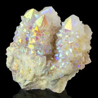 """3.2"""" TwinkleTwinkle Terminated RAINBOW SPIRIT QUARTZ Crystals So.Africa for sale"""