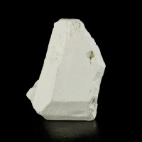 "2.3"" SnowWhite TINCALCONITE Crystal Pseudo after Borax Boron California for sale"