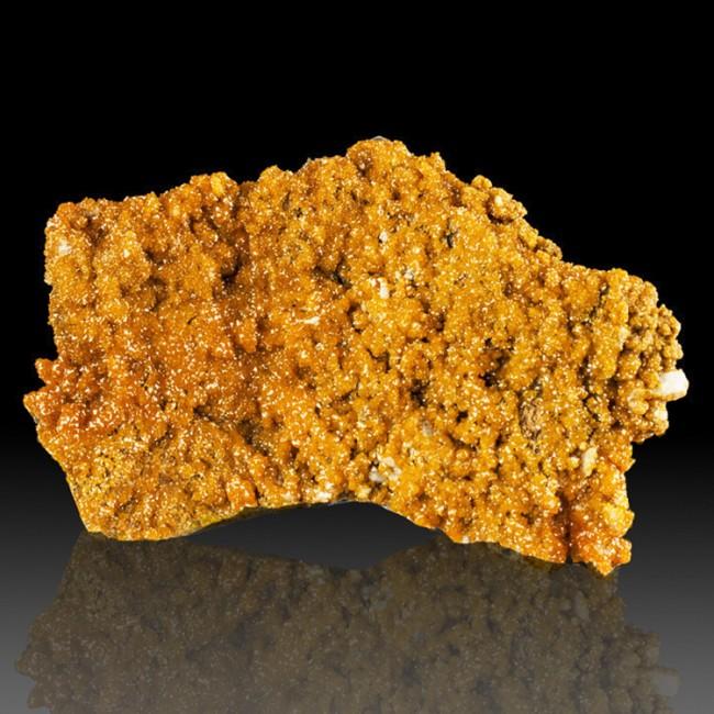 "4.3"" Classic YellowOrange PYROMORPHITE Crystals Bunker Hill Ex-U of AZ for sale"