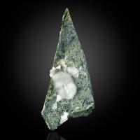 "2.1"" Bright White Radiating ARTINITE Crystal Tufts on Matrix California for sale"
