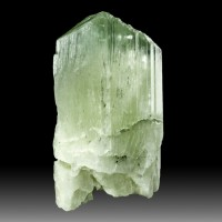 "2.9"" 543ct Minty Green GEM HIDDENITE Sharp Terminated Crystal Pakistan for sale"