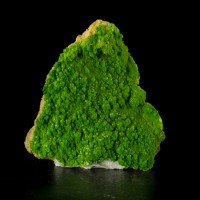 "1.7"" Intense Jungle Green PYROMORPHITE Crystals Gute Hoffnung Germany for sale"