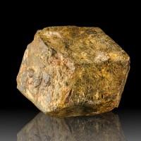"3.9"" Softball Size ALMANDINE GARNET Sharp Crystal DarkRed Color Vietnam for sale"