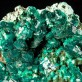 "2.8"" Flashy Gemmy Wet-Look Dark Green DIOPTASE Crystals to .7"" Congo for sale"