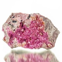 "2.9"" Hot Magenta Pink COBALTOAN CALCITE Gem Crystals No Damage Morocco for sale"