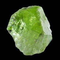 ".8"" Gem DIOPSIDE Crystal Green GlassyFaces PristineTermination Tanzania for sale"