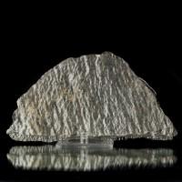 "7.3"" Sparkling Shiny SPECULARITE HEMATITE w/Wavy Surface Massachusetts for sale"