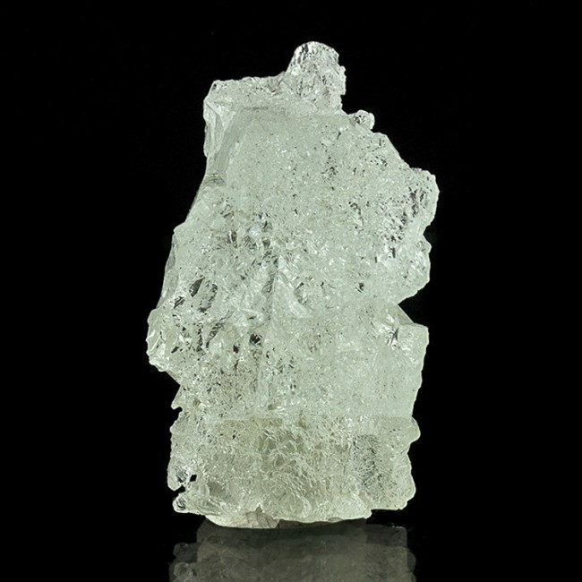 "1.7"" 110ct Intricate Etched AQUAMARINE Crystal Very Sculpted 3-D Brazil for sale"
